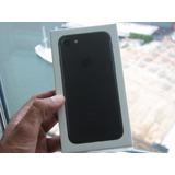 Iphone 7 128gb Nuevo Liberado Negro Mate
