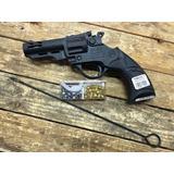 Pistola De Salva Y Diabolo Cañon Corto Modelo Mendoza