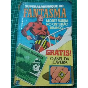 Lote Com 2 Revistas Do Fantasma - Frete Grátis.