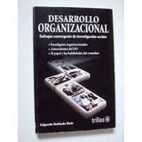 Desarrollo Organizacional - Edgardo Robledo Ruiz - 2009