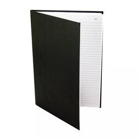 Livro Ata Sem Margem 100 Folhas 205x300 Consulte Descriçao