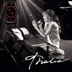 Thalia En Primera Fila Novo Lacrado Cd + Dvd Set