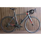 Bicicleta Colnago Ac-r 105 Carbon | Tamanho 50s | 8.400g