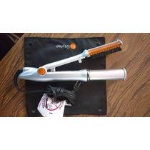 Plancha Cabello Giratoria In Styler 3 En 1 Ondulado + Rizado