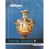 Ciencias Sociales 1 - Santillana