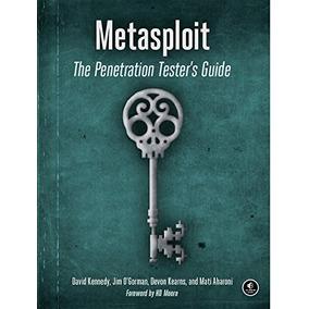 Libro Metasploit: The Penetration Tester