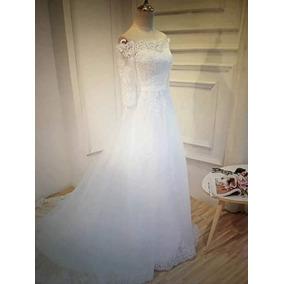 Vestido Novo De Noiva