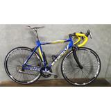 Bicicleta Speed Gts R3 9v (tamanho 52) Azul - Aro 700