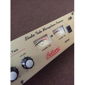 88d7d09d8d7ab Pre Amplificador Bellari Rp 220 - Instrumentos Musicais no Mercado ...
