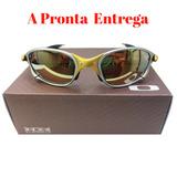 Oculos Double Xx 24k Dourado + Brinde + Frete Grátis