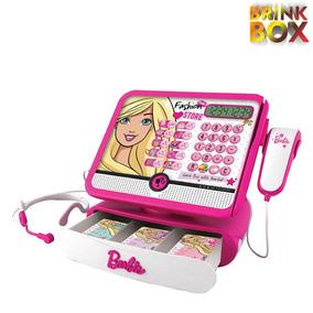 Caixa Registradora Da Barbie Fun