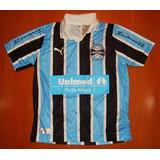 Camisa Grêmio Despedida Do Danrlei 2009  16 Jardel ec049fe25b9c0