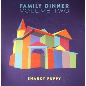 Vinilo Snarky Puppy Family Dinner Volume Two