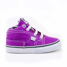 Zapatillas Spiral Shoes Little Max Basic Mid Purpura