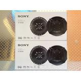 Juego De 4 Bocinas Sony Xs-fb1630 6.5 Pulgadas (2 Pares)