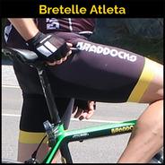 Bretelle De Ciclismo Braddocks - Modelo Atleta