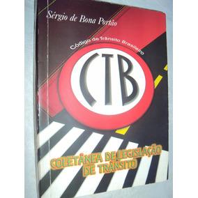 Ctb Código De Trânsito Brasileiro (sebo Amigo)