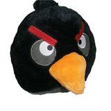 Peluche Negro Angrybirds Rovio