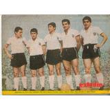 Colo-colo 1966, Luis Acevedo Wanderers, Revista Estadio