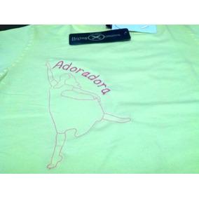 Camiseta Ballet / Coreografia / Dança / Adoradora - Hering
