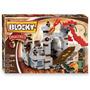 Blocky Dragones Castillo Real Con Guia De Armado 880 Piezas