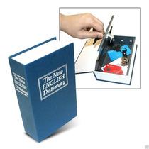 Caja Fuerte Seguridad De Libro Grande Envío Gratis*