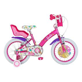 Bicicleta Bianchi Barbie Aro 12 Color Rosada