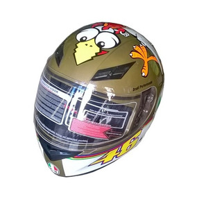 Casco Integral Valentino Rossi Chicken