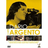 A Arte De Dario Argento 2 Dvds Trilogia Dos Bichos