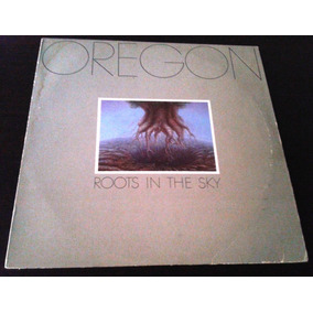 Oregon - Roots In The Sky - (1979) - Vinilo - Made In Usa