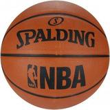 Bola De Basquete Spalding Fastbreak Nba 7 - Cor Laranja