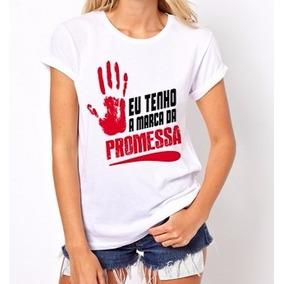 Camisas Religiosas - Gospel - Evangélica - Promoção
