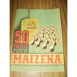 Viejo Recetario Postres Exquisitos A Base De Maizena Duryea