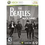 Rock Band The Beatles Xbox 360 Nuevo Sellado - Juego Fisico