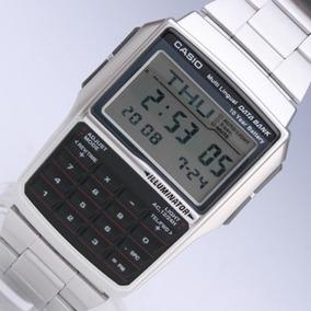 Reloj Casio Databank Dbc32d Calculadora Telememo 5 Alarmas