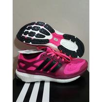 Adidas Energy Boost 2.0 Esm Lady Pink Último Talla 7 Us