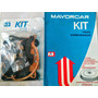 Kit De Carburador Chevrolet 231 261 2 Bocas Media Luna