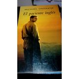 El Paciente Inglés (michael Ondaatje) Libro Excelente Estado