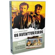 Os Aventureiros - Dvd - Alain Delon - Lino Ventura - Novo
