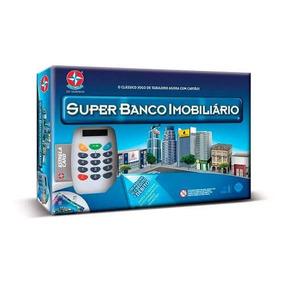 Jogo Super Banco Imobiliario - Estrela Brinquedos