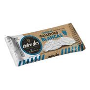 Galletas Bañadas X 6 Unidades Chocolate Blanco. Entre Dos.