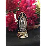 Cuadro Vitró Virgen De Guadalupe 4cm