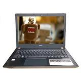 Computador Portatil Acer E5 - 475 - 39yt I3-6100u/ 6gb/1tb