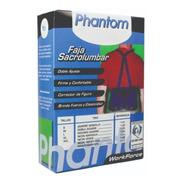 Cinturon Ergonomico Marca Phantom  Para Fuerza
