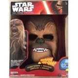 Star Wars Máscara Electrónica Chewbacca