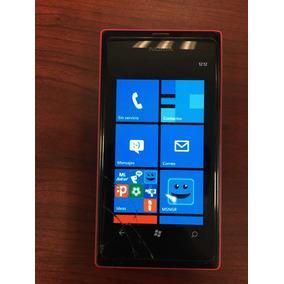 Teléfono Celular Lumia 505, Para Telcel
