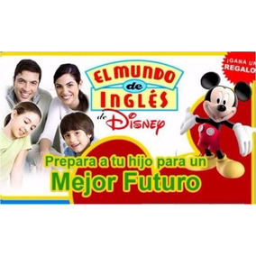 Mundo De Ingles De Disney + Magic English Digital