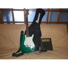 Guitarra Electrica Maze Verde