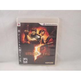 Resident Evil 5 Ps3 ++++ Envio Gratis ++++++