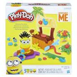 Minions De Vacaciones Play-doh